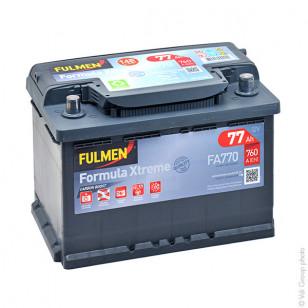 Batería de Arranque FA770 12V 77Ah 760A - BPA7006