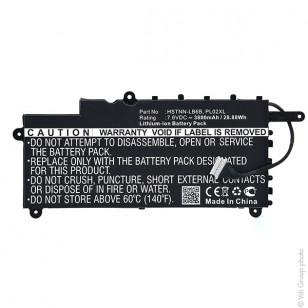 Batería ordenador portátil 7.6V 3800mAh - IML91807