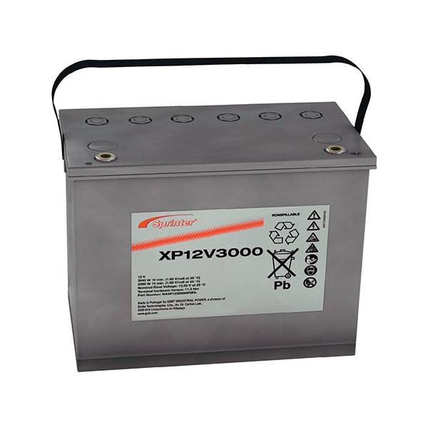 Baterías plomo para Exide Sprinter P12V2130
