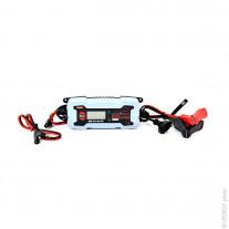 Cargador de Plomo LCD 6-12V/0.8A-3.8A 230V NX EU (inteligente)